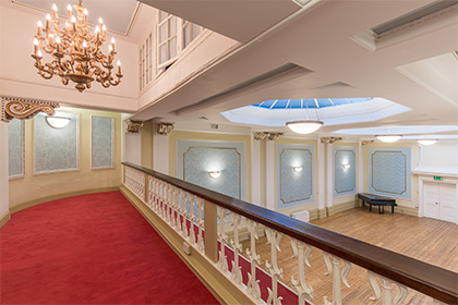 The Assembly Rooms - Hiring The Venue
