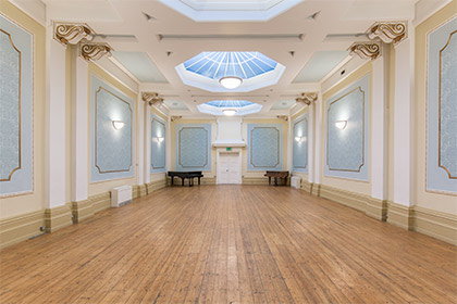 The Assembly Rooms - Hire Charges