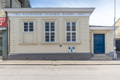 The Assembly Rooms - History