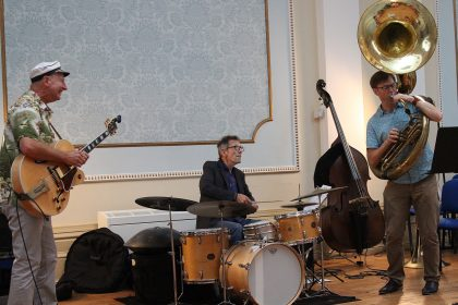 Jazz Night by Brain Summers
